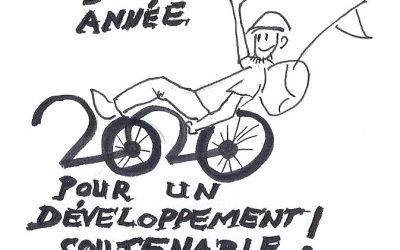2020 pour un développement soutenable