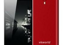 restaurer la configuration d'origine pour les smartphones VKworld F1