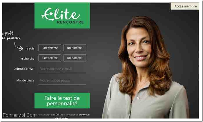 EliteRencontre sites de rencontres amoureuse