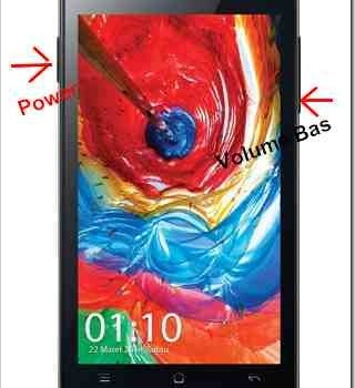 Oppo Joy R1001 hard reset