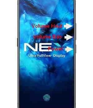 vivo nex mobile phone