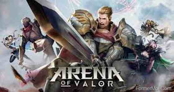 ArenaofValor. mobile jeux