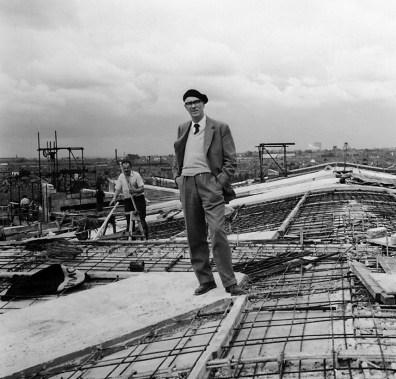 Ove Arup, the philosopher engineer