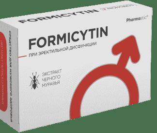 Формицитин - уникальные капсулы для потенции