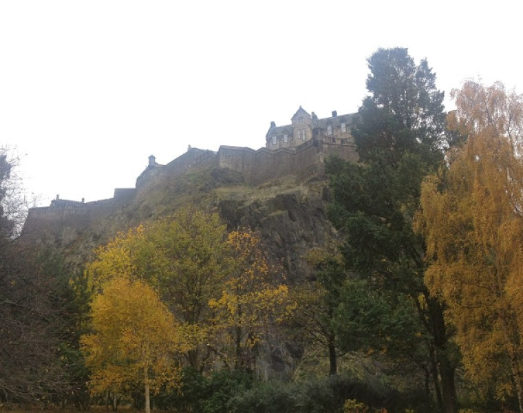 Inspire Magazine Online - UK Fashion, Beauty and Lifestyle Blog:  Edinburgh at a glance; Edinburgh; travel; Princes Street Gardens; weekend away; budget traveling;