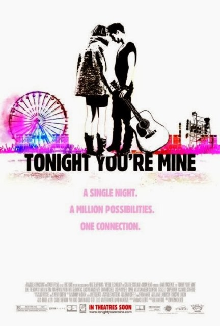 Inspire Magazine Online - UK Fashion, Beauty and Lifestyle Blog: Film Review of Tonight You're Mine; Inspire Magazine Online; Inspire Magazine; Inspire Magazine Blog; Tonight You're Mine; Luke Treadaway; Natalia Tena; Film review