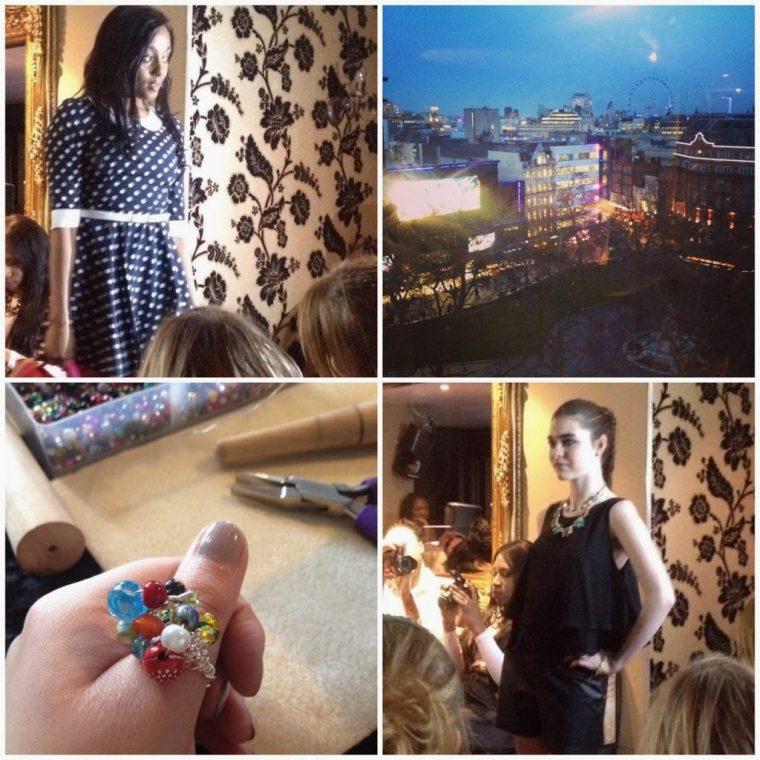 Inspire Magazine Online - UK Fashion, Beauty & Lifestyle Blog: Bloggers Fashion Week // The Snapshots; Inspire Magazine Online; Bloggers Fashion Week; BLFW; London; Blogger Event;