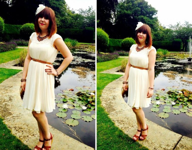 Inspire Magazine Online - UK Fashion, Beauty & Lifestyle blog | LOTW // Never Have I Ever Felt Like This Before; Inspire Magazine; Inspire Magazine Online; LOTW; Look Of The Week; WIW; What I Wore; Fashion; Wedding Outfit; Darccy;