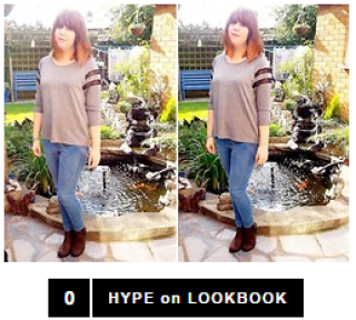 Inspire Magazine Online - UK Fashion, Beauty & Lifestyle blog | LOTW // All The Right Words; Inspire Magazine; Inspire Magazine Online; H&M; What I Wore, Look Of The Week; LOTW