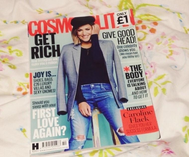 Inspire Magazine Online - UK Fashion, Beauty & Lifestyle blog | New Look Cosmopolitan Magazine; Cosmo; Cosmo UK; Cosmopolitan Magazine; Cosmopolitan