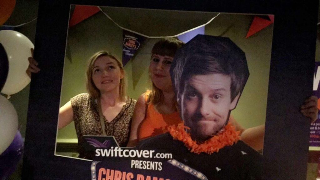 Formidable Joy - UK Fashion, Beauty & Lifestyle Blog | Comedy | Chris Ramsey's Comedy Hotspots with Swiftcover; Formidable Joy | Formidable Joy Blog | Chris Ramsey | Swiftcover