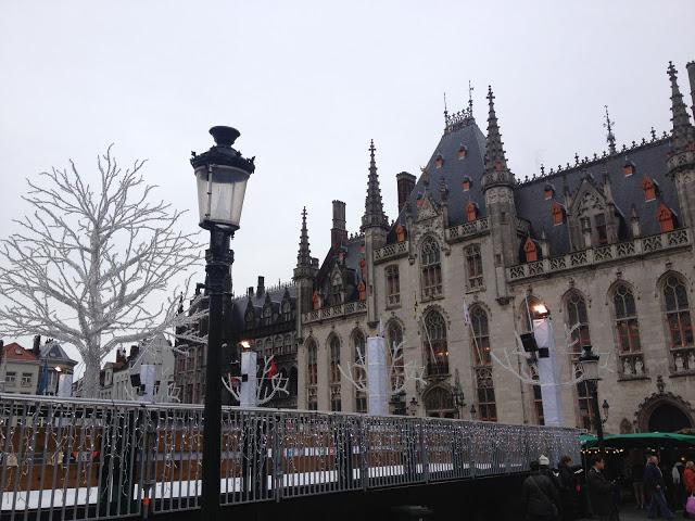 Weekend Away in Bruges