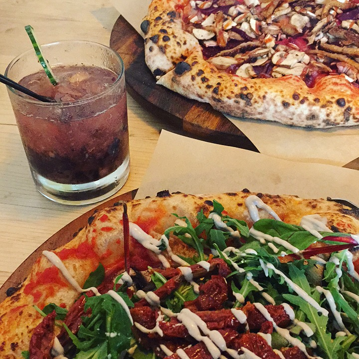 Formidable Joy   UK Fashion, Beauty & Lifestyle Blog   (Just under) 48 hours in Brighton   Travel   Brighton   Food   Pizza   Vegan   Vegan Pizza   Purezza