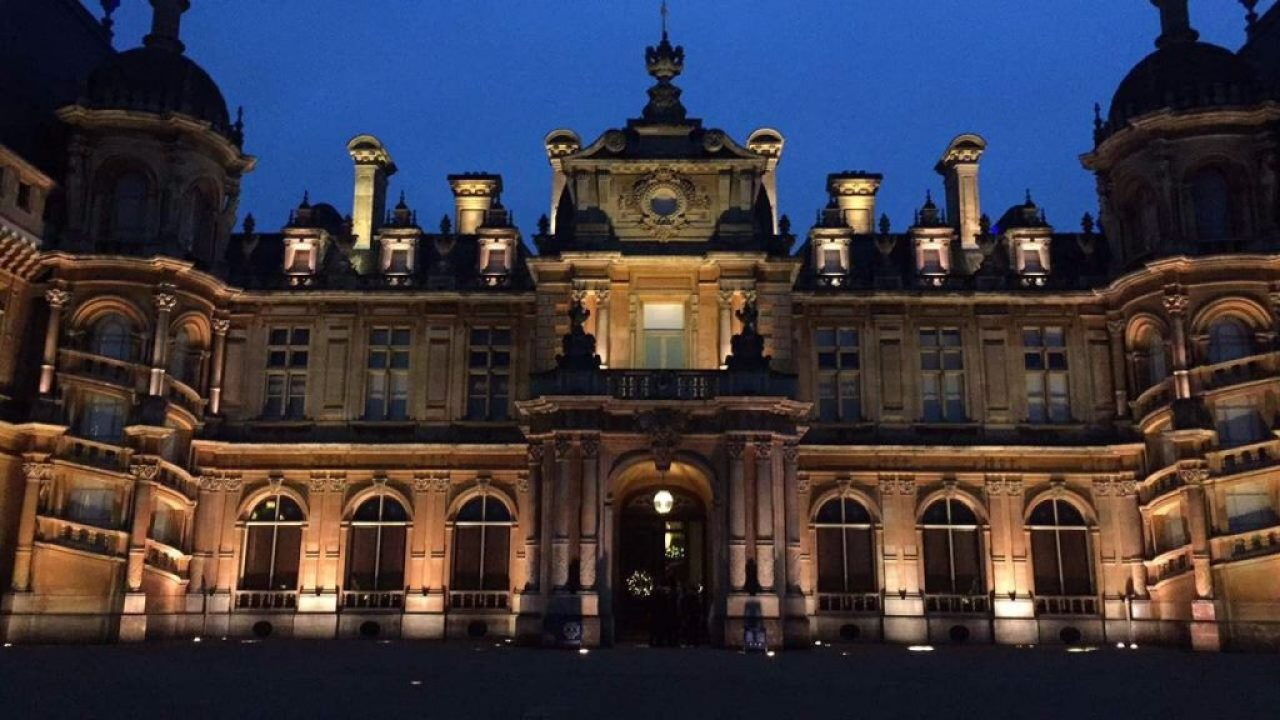 Formidable Joy | UK Fashion, Beauty & Lifestyle Blog | Lifestyle | A day at Waddesdon Manor | Waddesdon Manor | Christmas Market