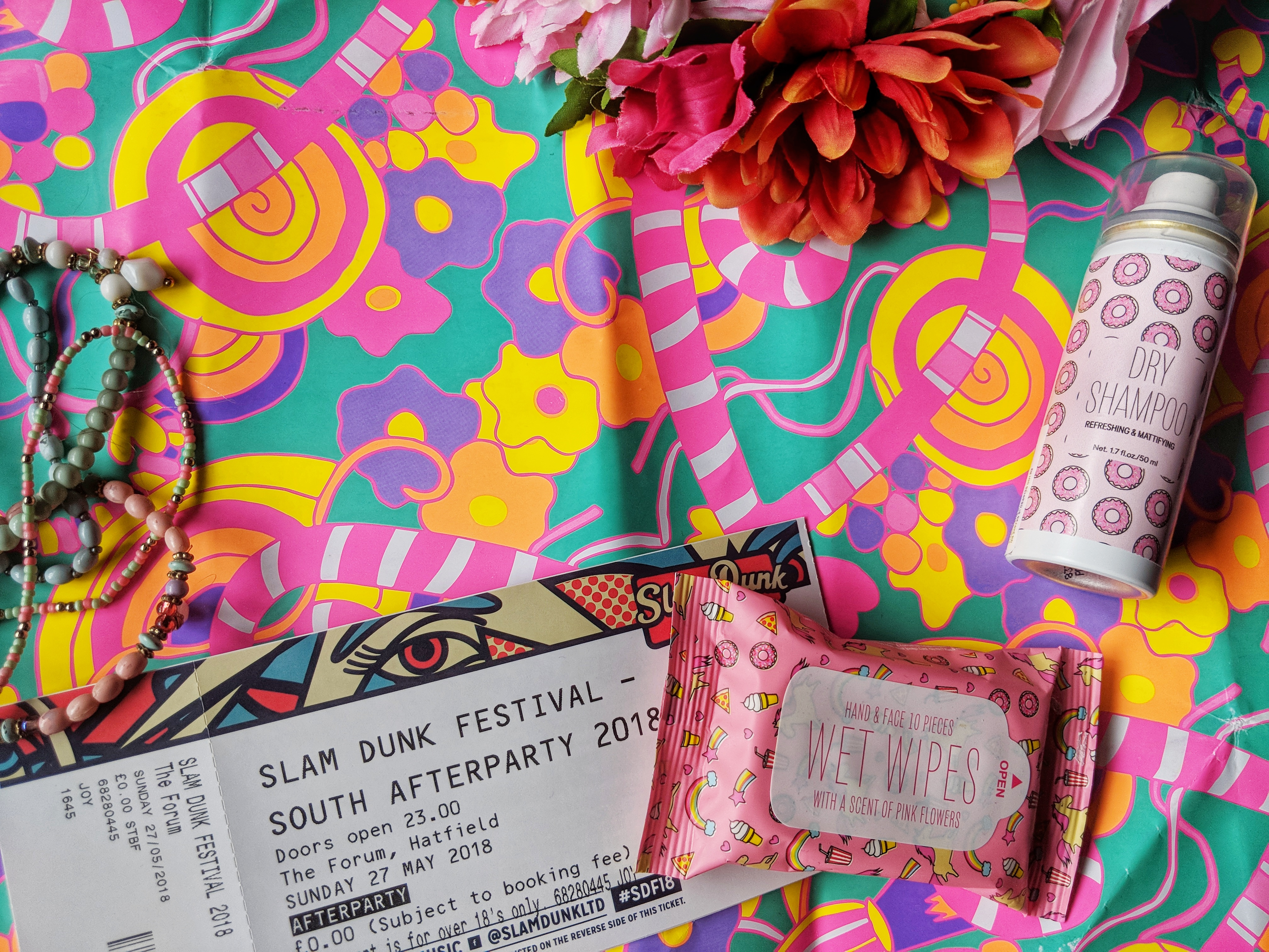 Formidable Joy | UK Lifestyle Blog | Brand Crush | Pic 'n' Mix Festival Kit | Music Festival | Lifestyle | Pick 'n' Mix