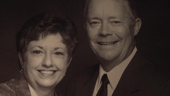 Shirley and Della Anderson