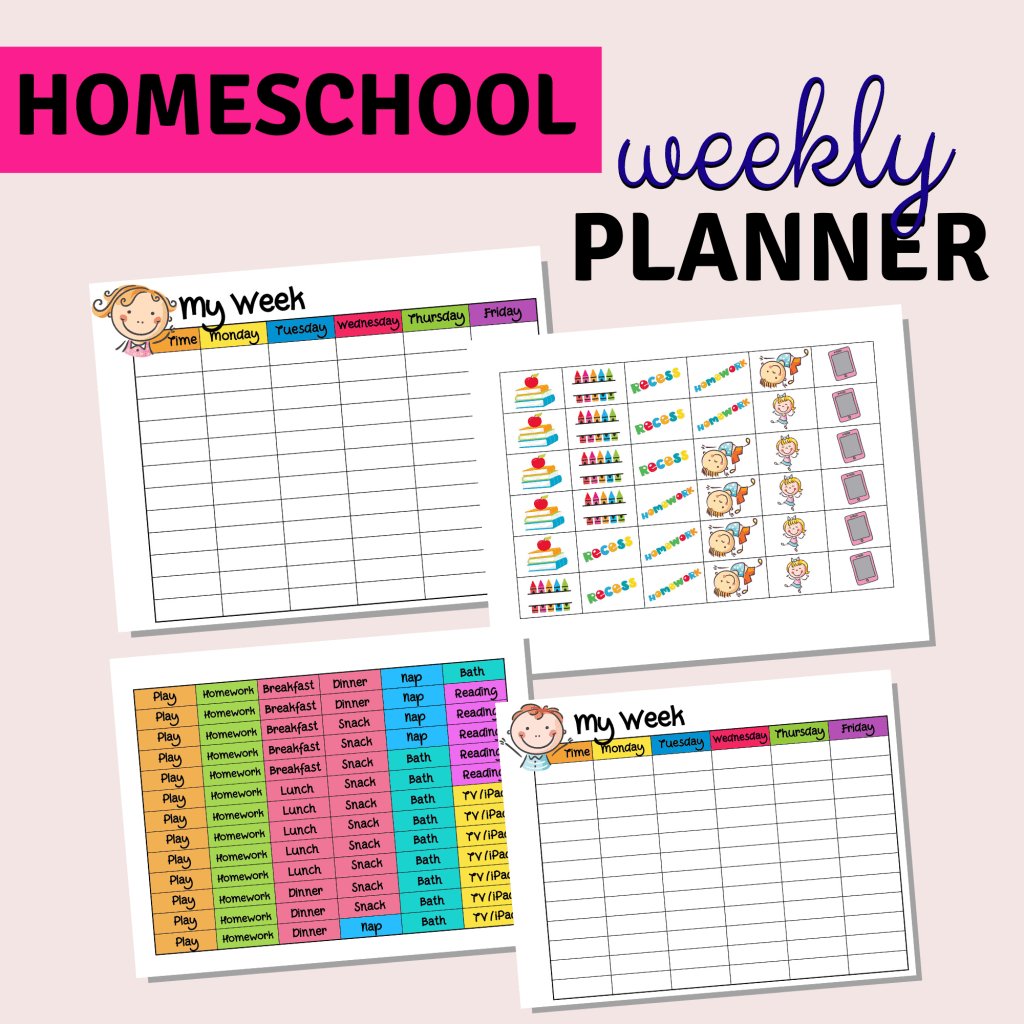 Free Printable Homeschool Worksheets Amp Fun Activities
