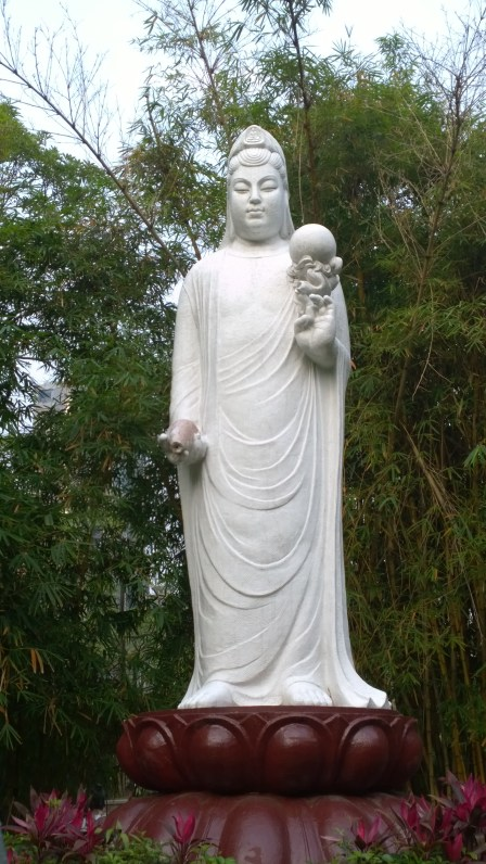 Kuan Yin of Da-An Forest Park