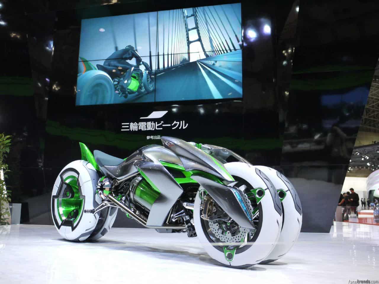 Nickel Metal Hydride Battery >> Kawasaki J Concept Rides Into Future