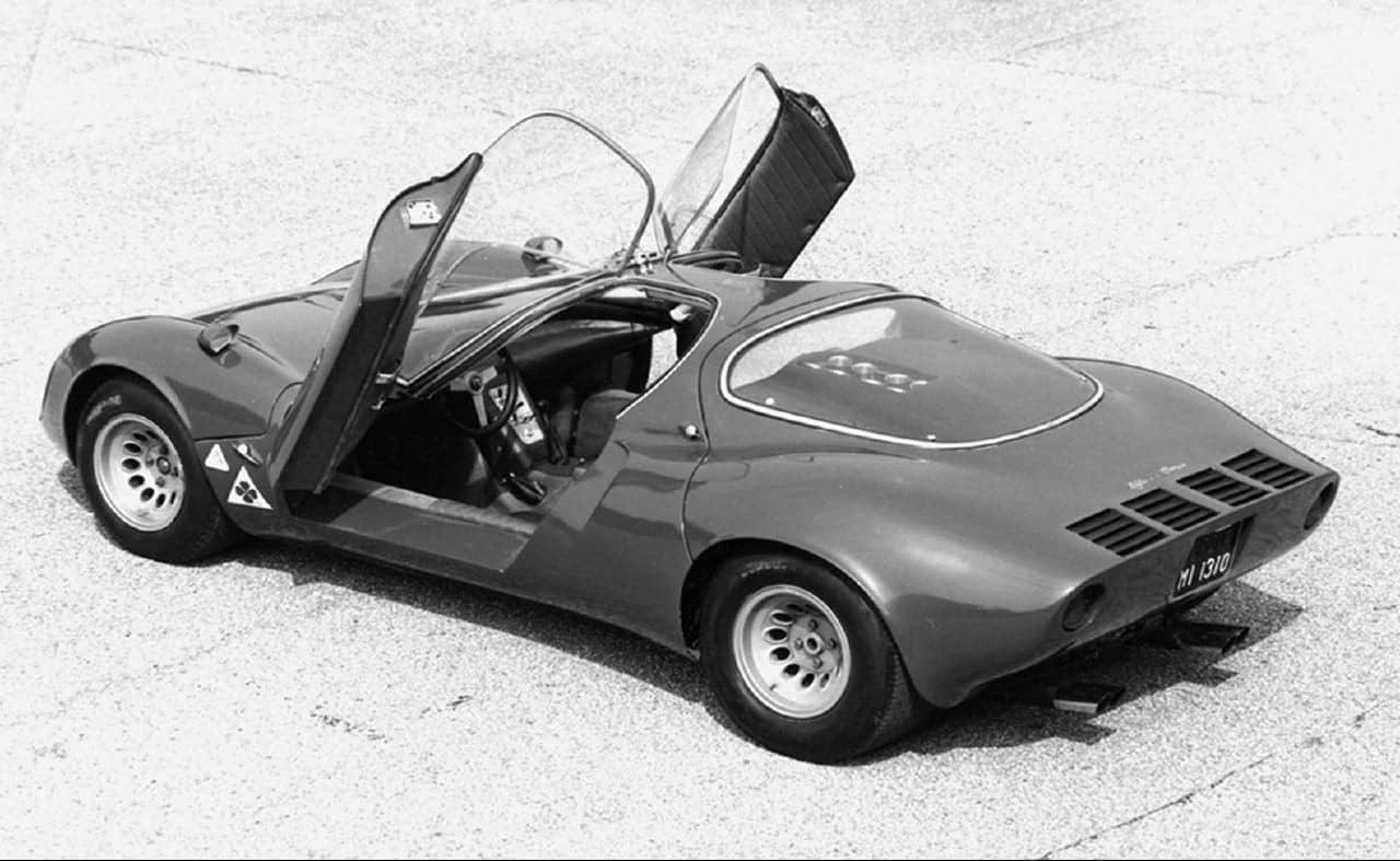 Alfa Romeo Tipo  Stradale Prototype