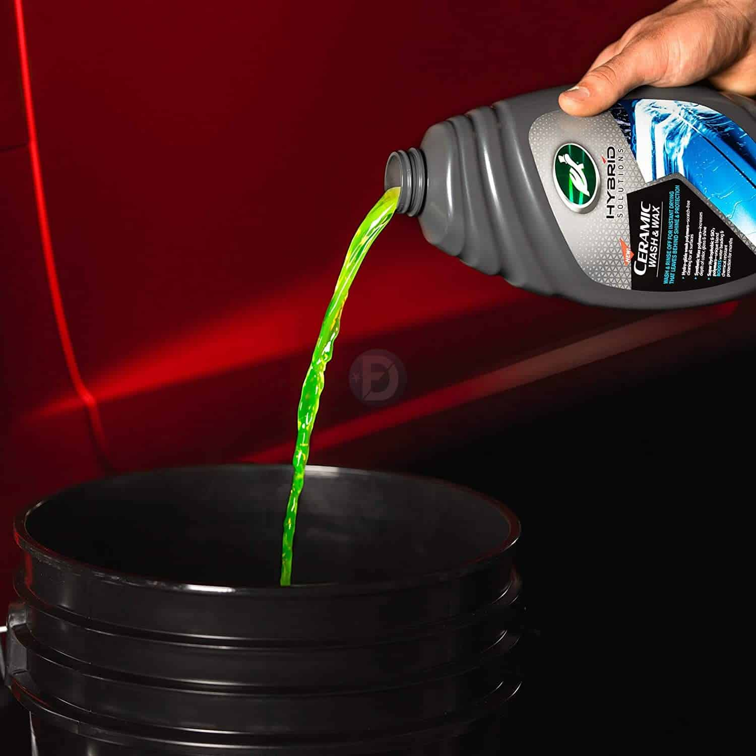 HYBRID SOLUTIONS CERAMIC WASH & WAX - TURTLE WAX