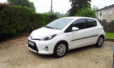 Toyota Hybrid de Hi-Tec