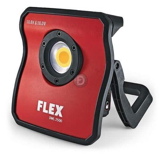 FLEX DWL 2500 10.8/18.0 LAMPE LED - FORMULA DETAILING