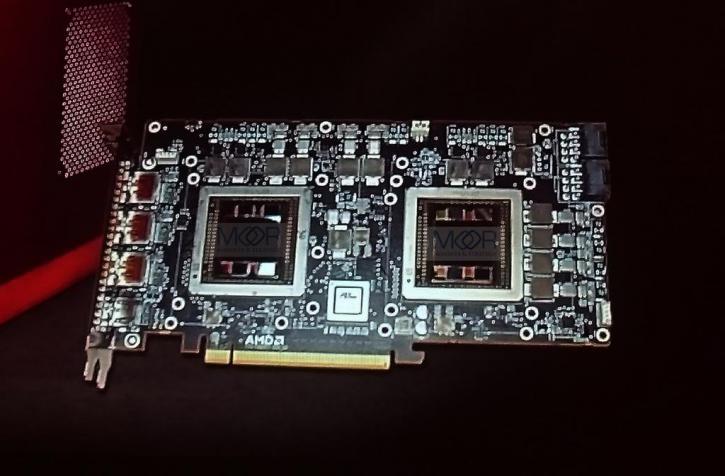 AMD Dual GPU Fiji x2