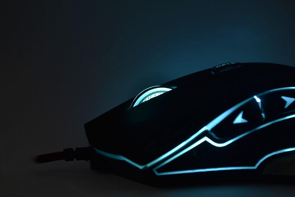 Natec Genesis GX75 azul