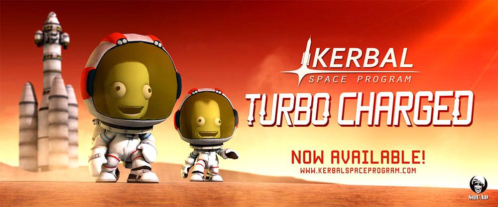 Kerbal Space Program Unity 5