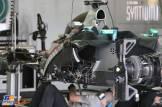 The Mercedes AMG F1 Team F1 W04
