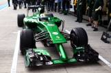Caterham F1 Team CT05