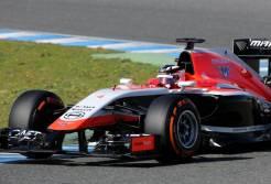 Marussia F1 Team MR03