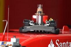A Steering Wheel for the Scuderia Ferrari F 14T