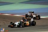 Nico Hülkenberg and Sergio Perez, Force India F1 Team, VJM07