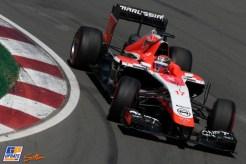 Jules Bianchi, Marussia F1 Team, MR03