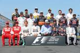The Formula 1 Drivers for The 2015 Season