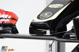 The Nose Cone for the Lotus F1 Team E23 Hybrid