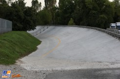 A part of the Old Monza Oval Track
