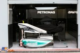 Engine Cover and Body Work for the Mercedes AMG F1 Team F1 W06 Hybrid