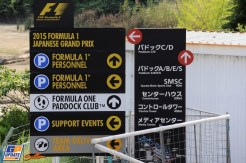 Signs on the Circuit