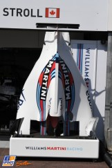 Body Work Williams F1 Team FW40