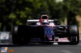 Sergio Perez, Force India F1 Team, VJM10