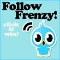 Follow Frenzy October - Win $150!