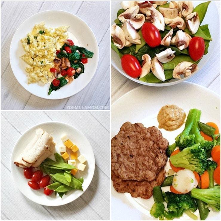 Foods Meals Watchers Weight Farm