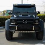 G500 4x4 Squared Brabus Formula Motors Llc Dubai