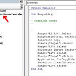 Programar Macros en Excel – Sin Saber Programar