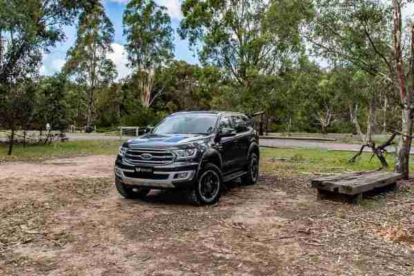 Tickford Everest