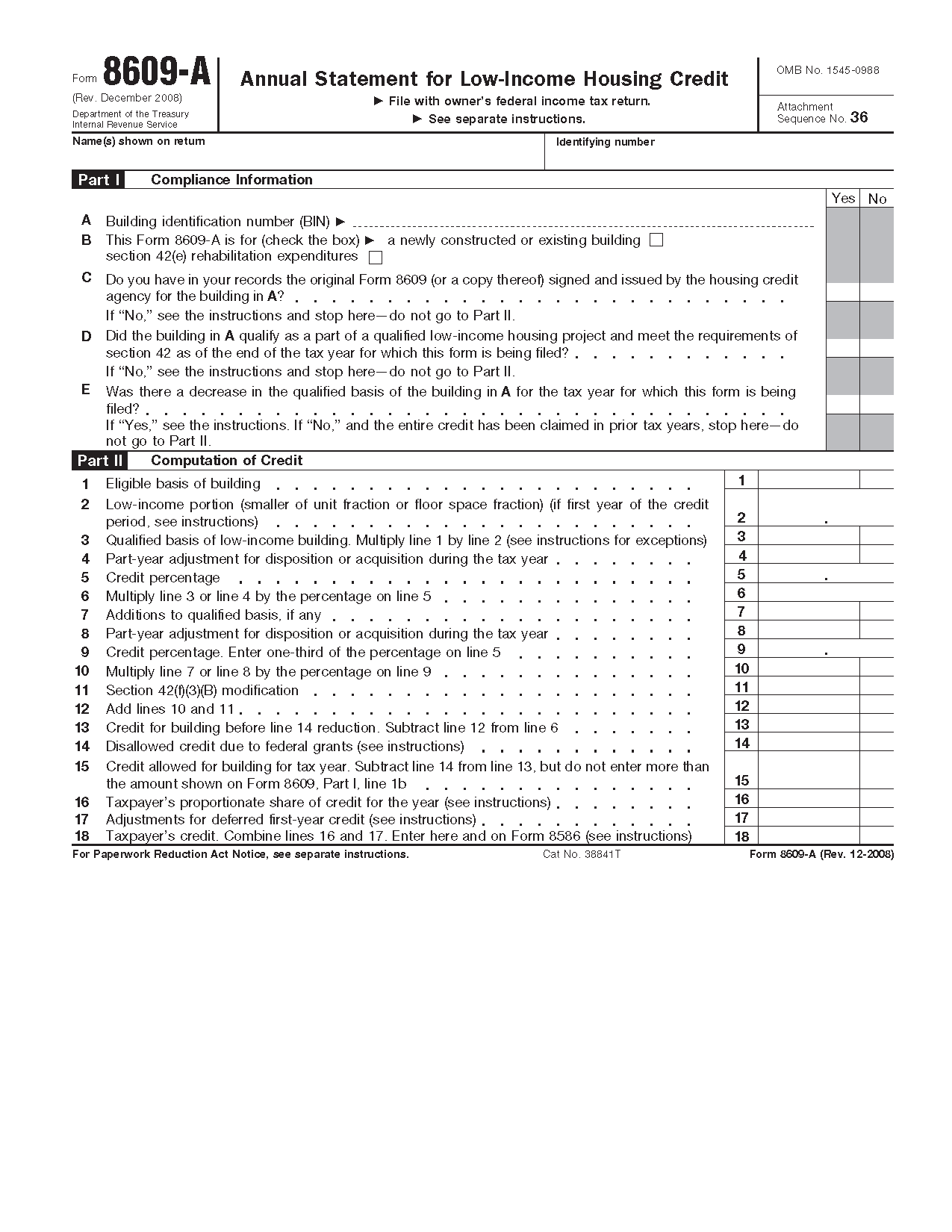Irs Tax Forms