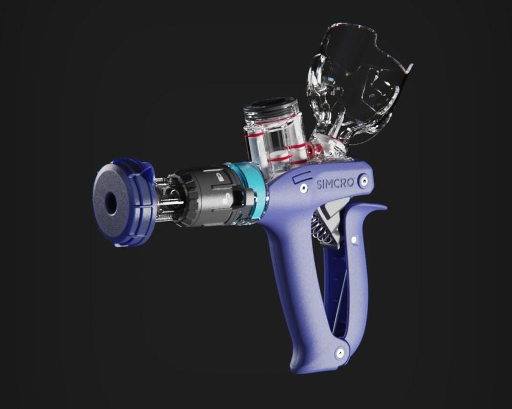 SX16015 - Swine Injector 02